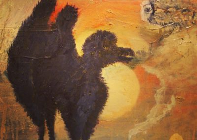 Camel Poodle and the Old Stinkeye