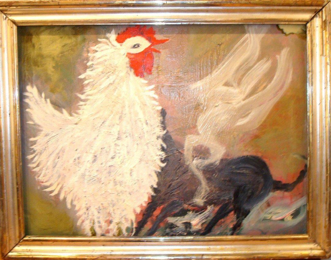 Chicken's Boyfriend